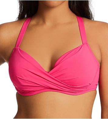 Bleu Rod Beattie Kore Underwire Molded Bikini Swim Top