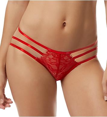 Bluebella Arabella Strappy Lace Brief Panty