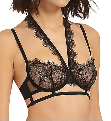 Bluebella Francine Bra with Detachable Collar