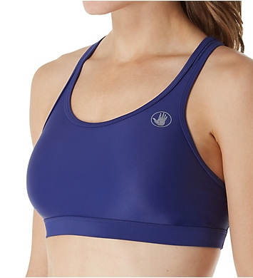 Body Glove Equalizer Multi Strap Racerback Sports Bra