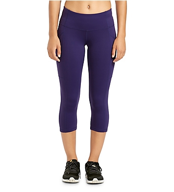 Body Glove Work It Supplex Capri with Side Pockets