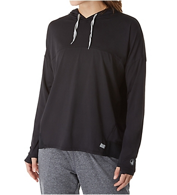 Body Glove Alize Relaxed Fit High Low Hoodie