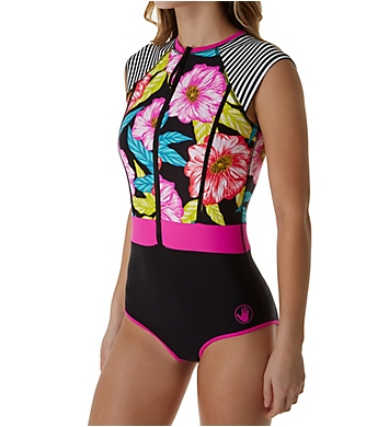 Body Glove Sunlight Stand Up Cap Sleeve Paddle Suit