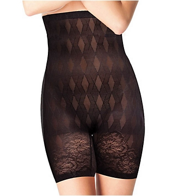 Body Hush Magnifique Oui, Oui High Waist Thigh Shaper