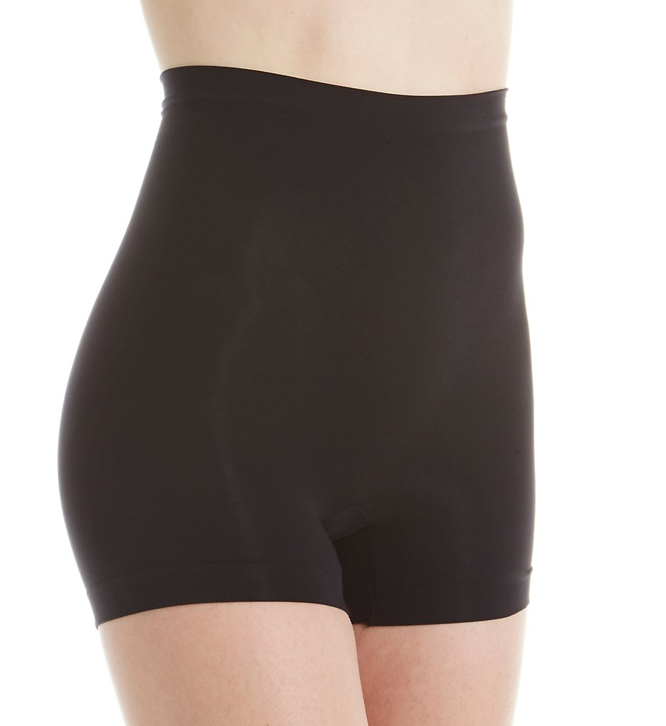 Body Wrap : Body Wrap 47822 The Chic Lites Boyshort (Black S)