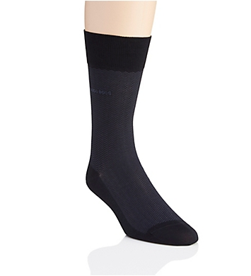 Boss Hugo Boss Dave Herringbone Mercerized Cotton Sock