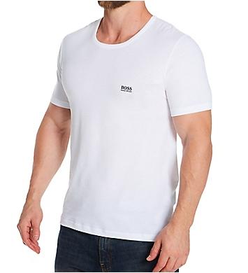 Boss Hugo Boss 100% Cotton Crew Neck T-Shirts - 3 Pack