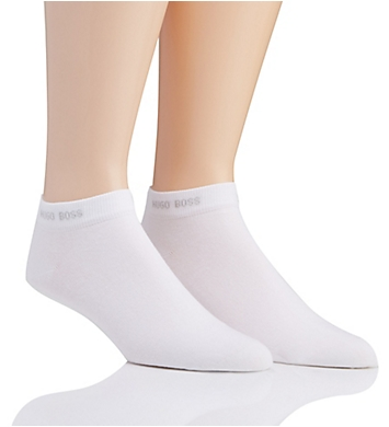 Boss Hugo Boss Core Sneaker Socks - 2 Pack