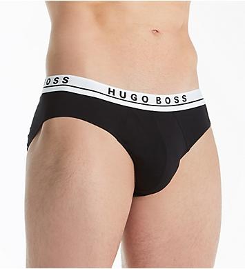 Boss Hugo Boss Cotton Stretch Briefs - 3 Pack
