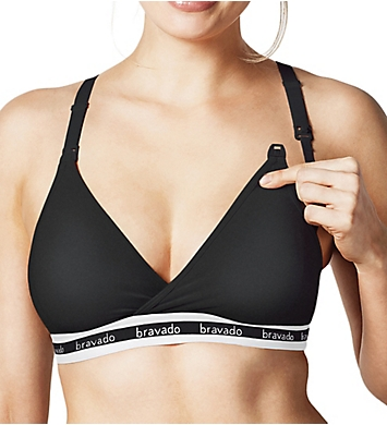 Bravado Designs Original Cotton Blend Nursing Bra