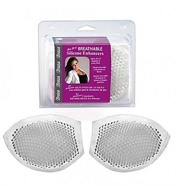 Braza Silicone Breathable Enhancers