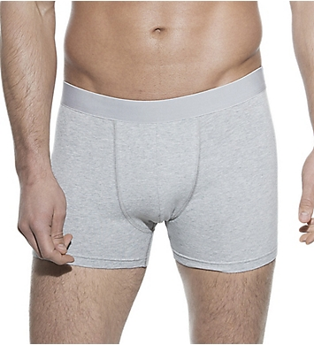 Bread and Boxers Organic Cotton Stretch Boxer Briefs - 3 Pack