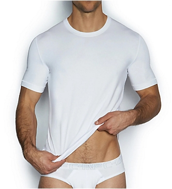 C-in2 Cotton Stretch Crew Neck T-Shirts - 2 Pack