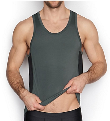 C-in2 Grip Athletic Stretch Tank