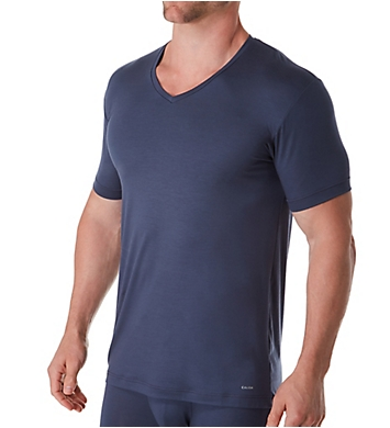 Calida Posh Tencel Mix V-Neck T-Shirt