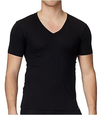 Calida Evolution Pima Cotton V-Neck T-Shirt