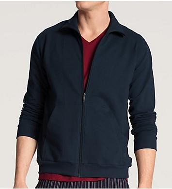 Calida Remix Basic French Terry Full Zip Jacket