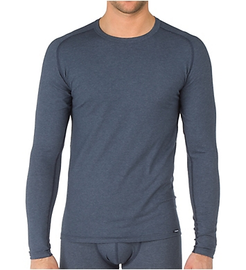 Calida Motion Moisture Wicking Long Sleeve T-Shirt