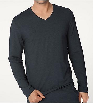 Calida Modern Fit Micro Modal Long Sleeve T-Shirt