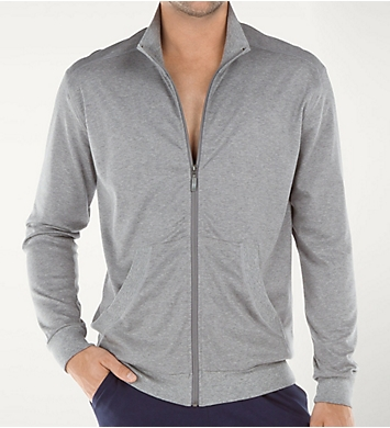 Calida Remix Basic Cotton Full Zip Jacket