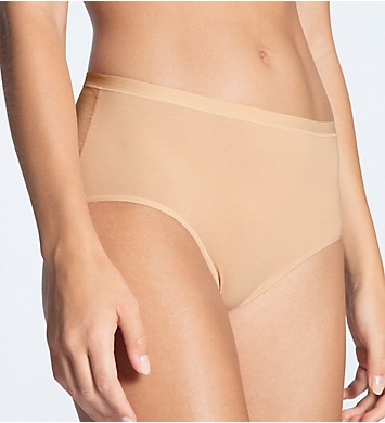 Calida Natural Comfort Cotton High Waist Brief Panty