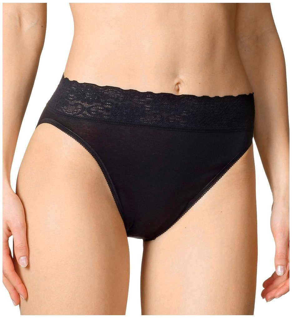 Calida 21901 Lycra Lace Hi Cut Brief Panties