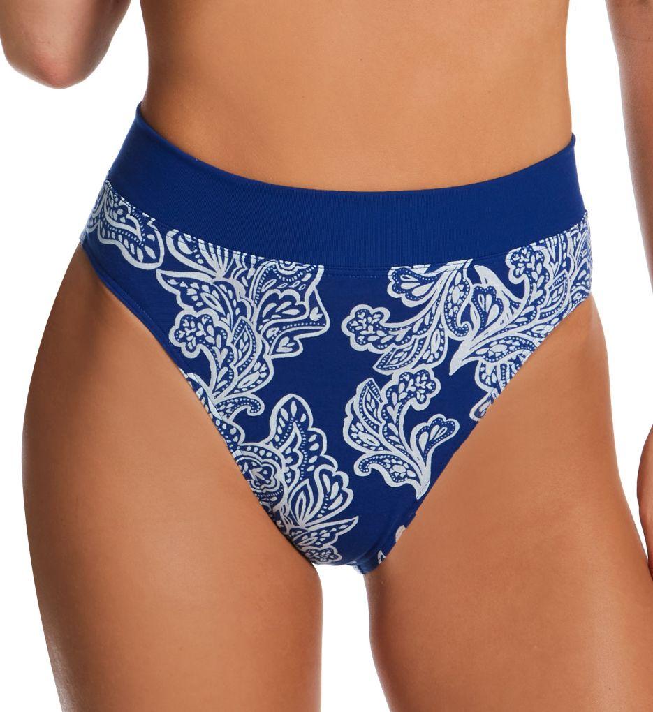 Calida Elastic Hi Cut Brief Panties