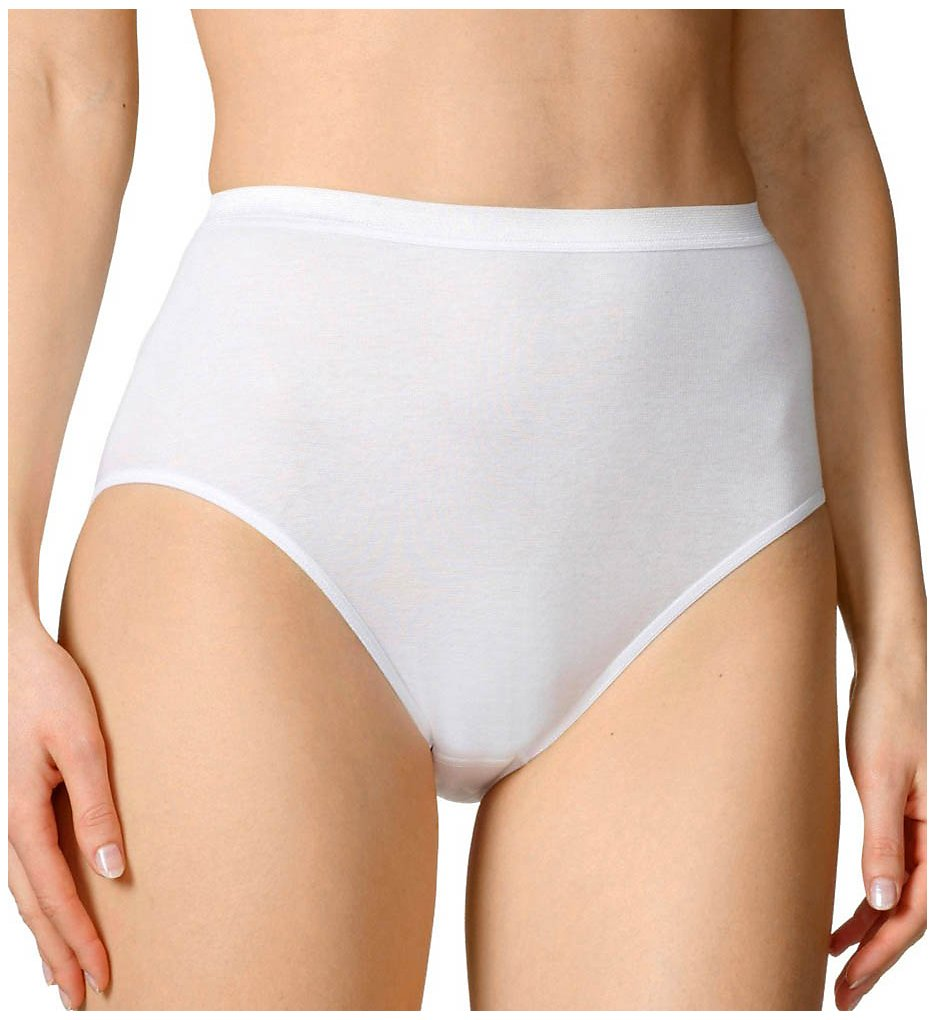 Calida - Calida 23103 Light Tailored Brief Panty (White S)