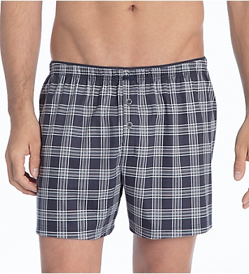 Calida Quentin Supima Cotton Button Fly Boxer