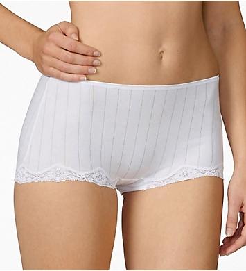 Calida Etude Lace Trim Boyshort Panty