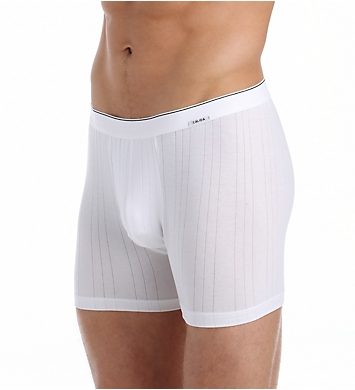 Calida Pure & Striped New Boxer Brief