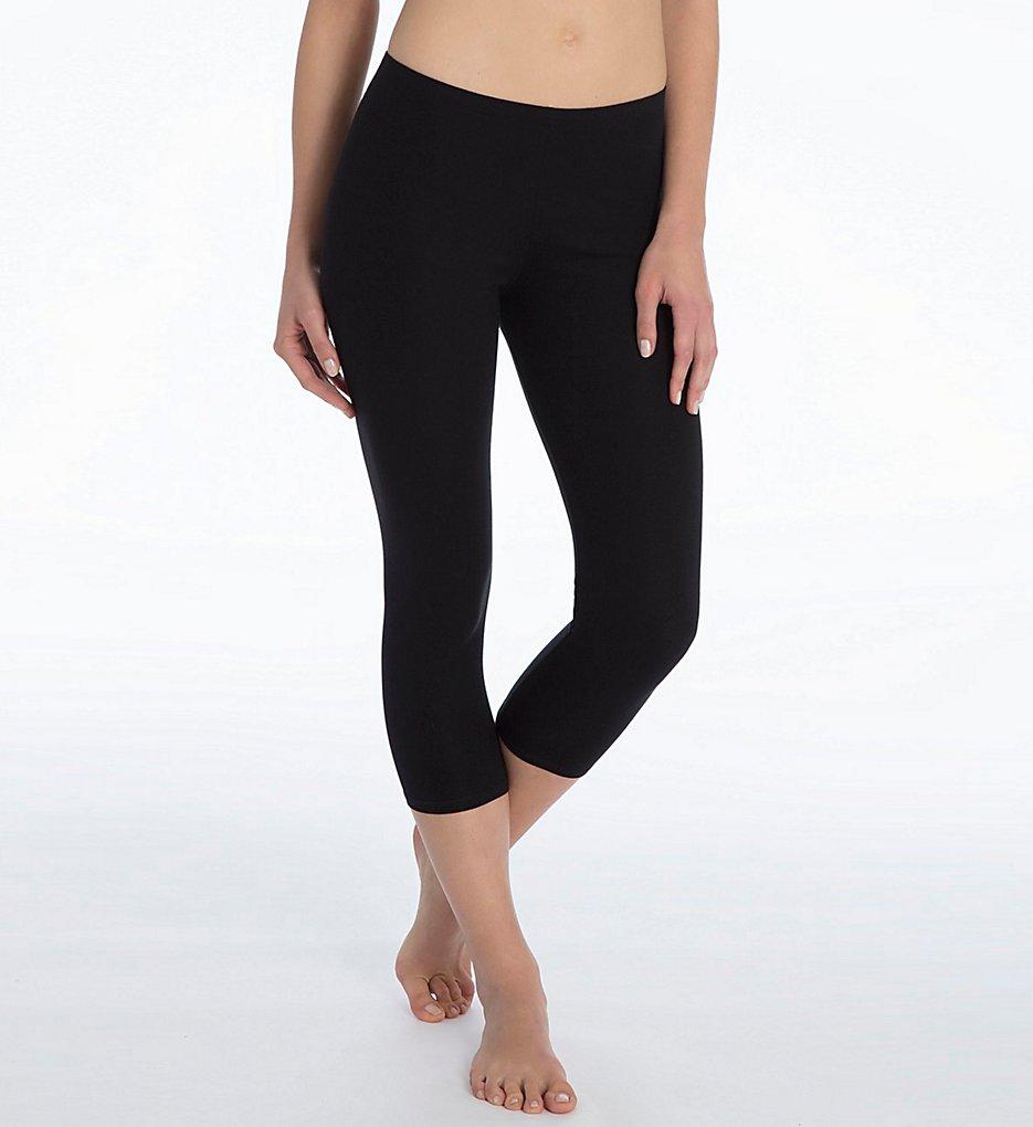 Calida 27124 Comfort Capri Leggings (Black)