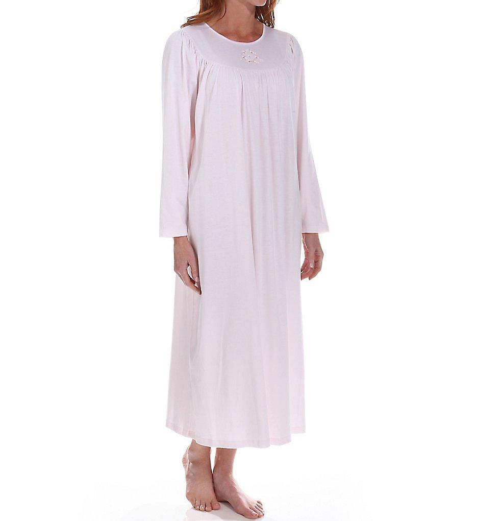 Calida Soft Cotton Long Sleeve Nightgown 33300 - Calida Sleepwear