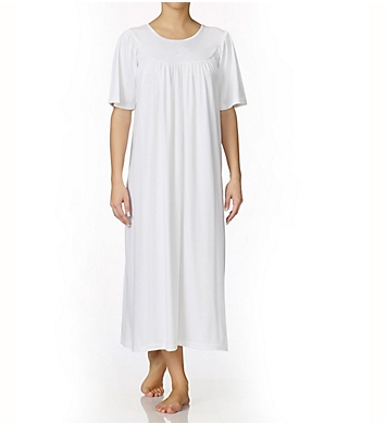 4bc335738 Calida Soft Cotton Short Sleeve Night Shirt Gown 33400 - Calida ...