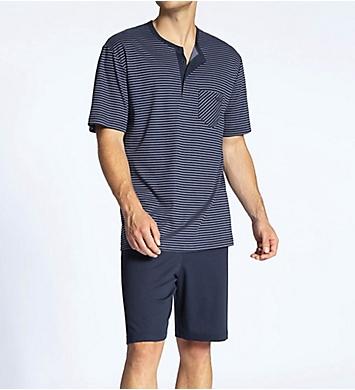 Calida Relax Streamline Pajama Short Set