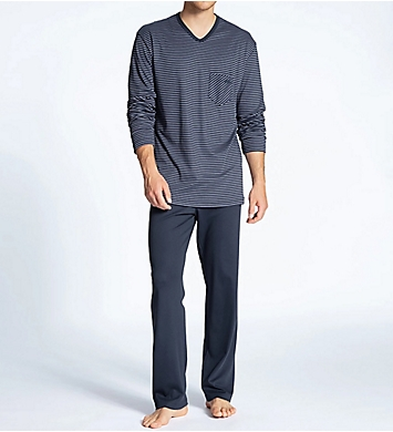 Calida Relax Streamline Pajama Pant Set