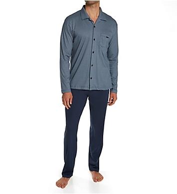 Calida Relax Choice Supima Cotton Pajama Pant Set