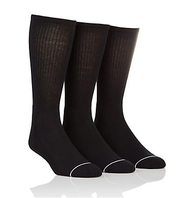 Calvin Klein Logo Cushion Crew Socks - 3 Pack