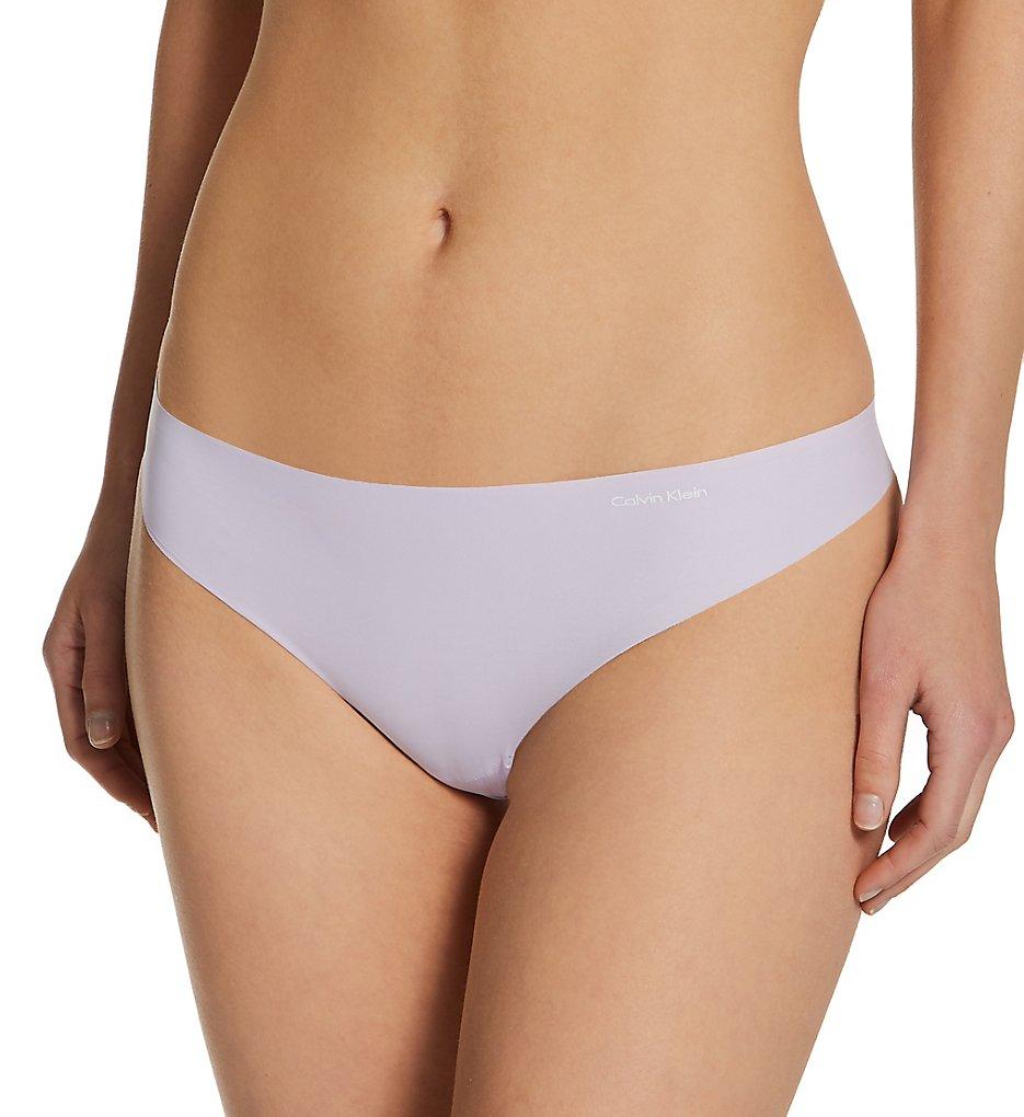 Calvin Klein - Calvin Klein D3428 Invisibles Thong (Ambient Lavender M)