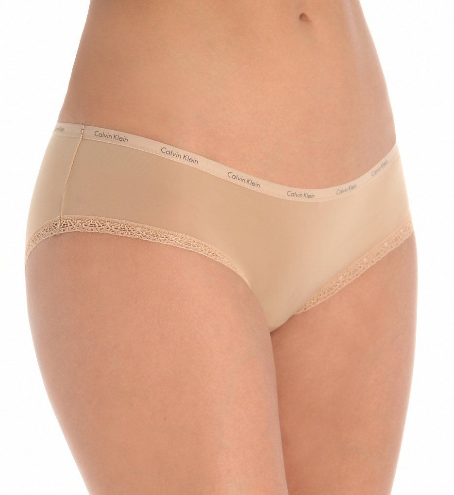 Calvin Klein Bottoms Up Hipster Panty