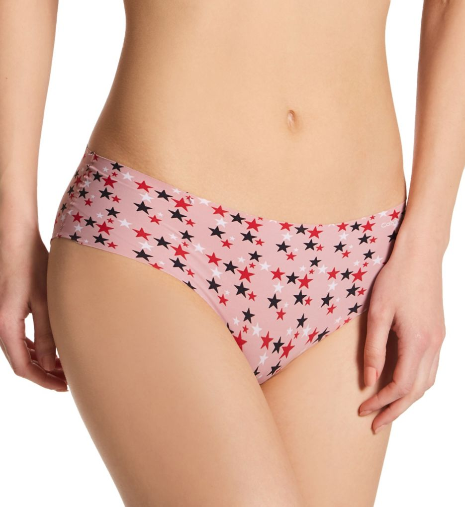 Calvin Klein Invisibles Printed Hipster Panty