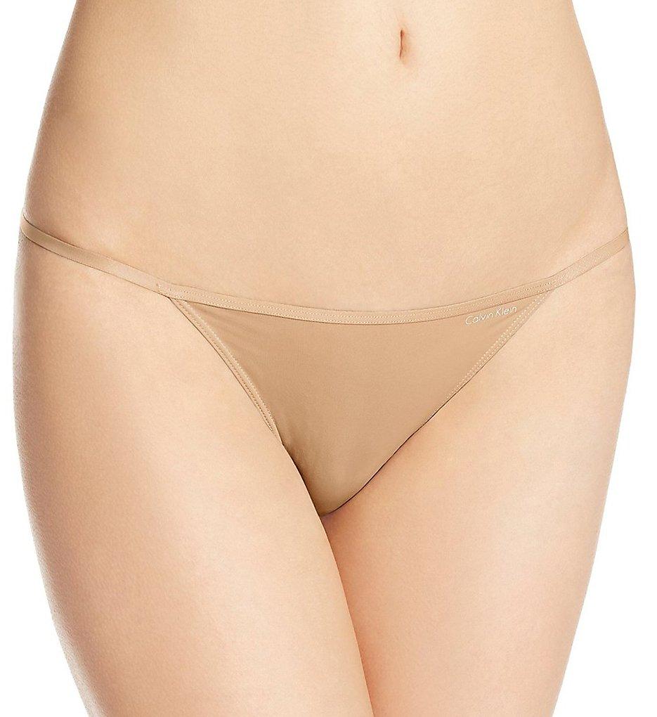 Calvin Klein - Calvin Klein D3510 Sleek Bikini Panty (Bare S)