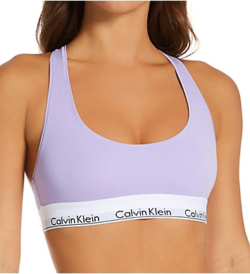 Calvin Klein Modern Unlined Cotton Bralette