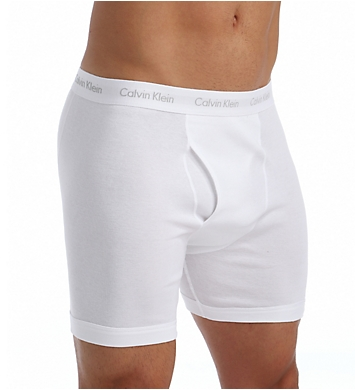 Calvin Klein Big Man 100% Cotton Boxer Brief - 2 Pack