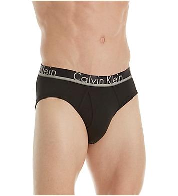Calvin Klein Comfort Microfiber Hip Briefs - 3 Pack