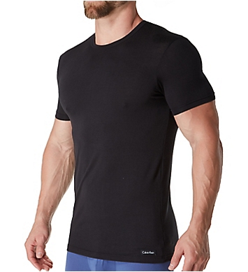 Calvin Klein Body Modal Crew Neck T-Shirts - 2 Pack