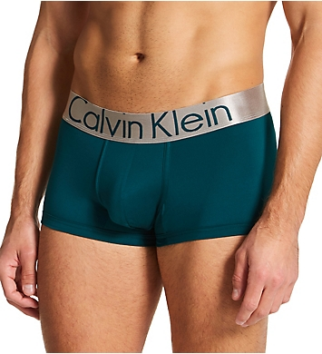 Calvin Klein Steel Micro Low Rise Trunk - 3 Pack