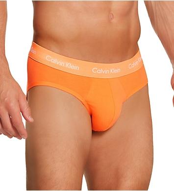Calvin Klein Pride Cotton Stretch Hip Briefs - 5 Pack