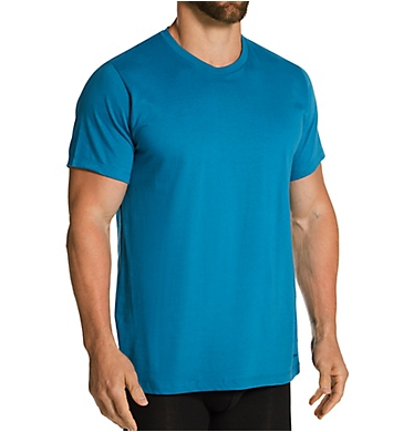 Calvin Klein Cotton Classic Crew Neck T-Shirt - 3 Pack