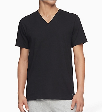 Calvin Klein Cotton Classics V-Neck T-Shirts - 3 Pack